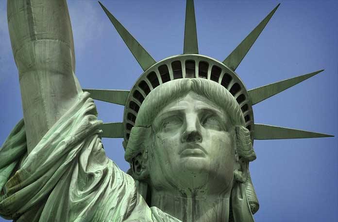 Исчезновение статуи свободы