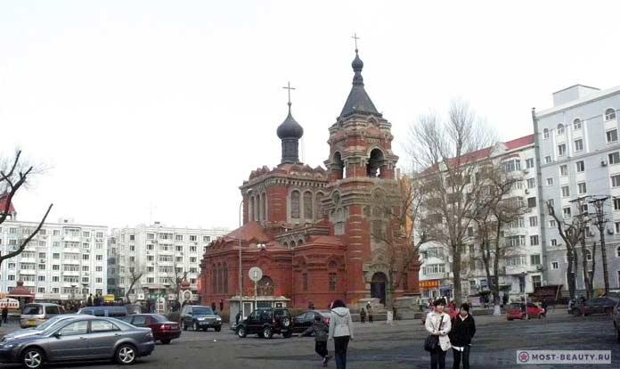 Свято-Алексеевская церковь