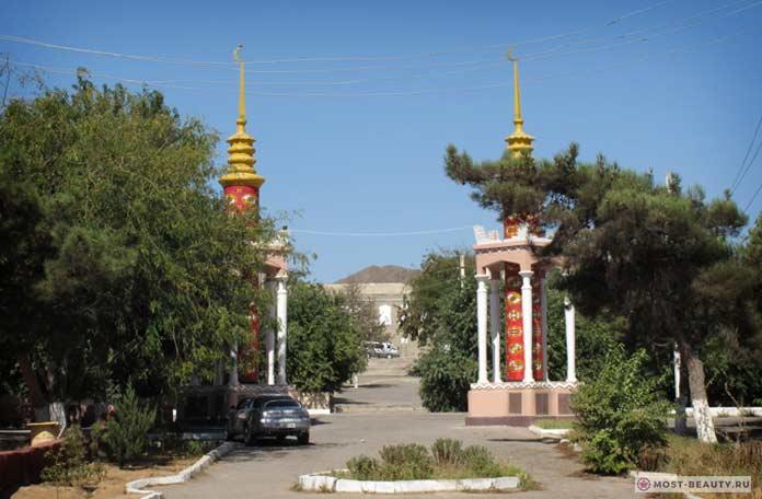 Ворота в Азию