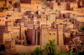 Достопримечательности Марокко. CC0