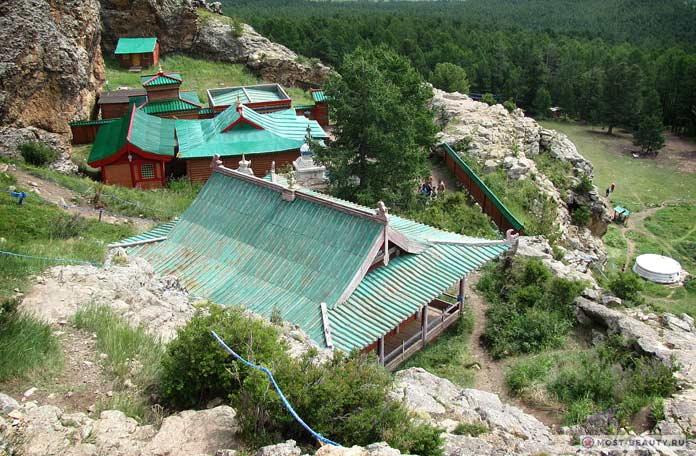 Буддийский монастырь Тувхэн-хийд
