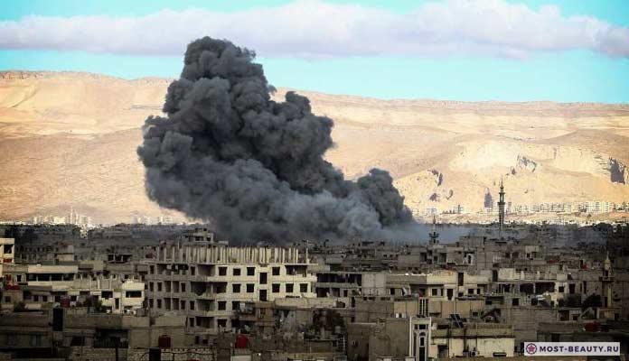 Дамаск - самый опасный город для туриста