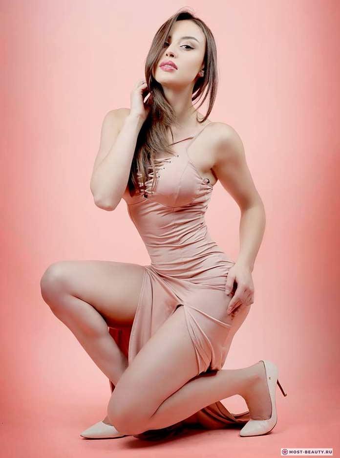 Клаудиа Леметр. Самые красивые боливийки