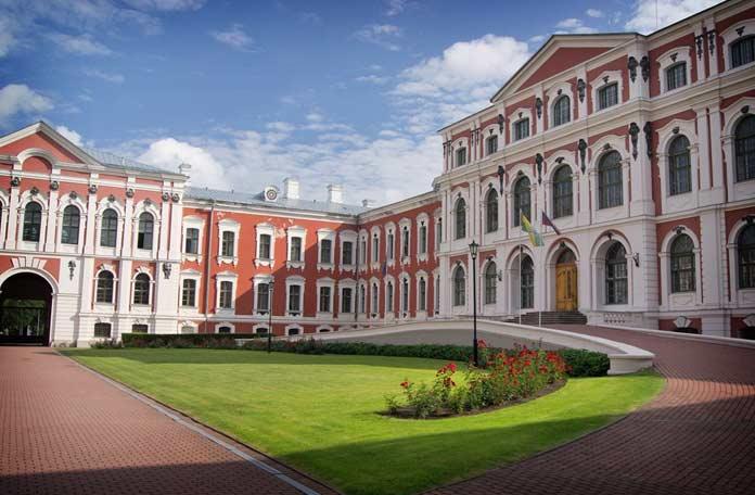 Митавский дворец