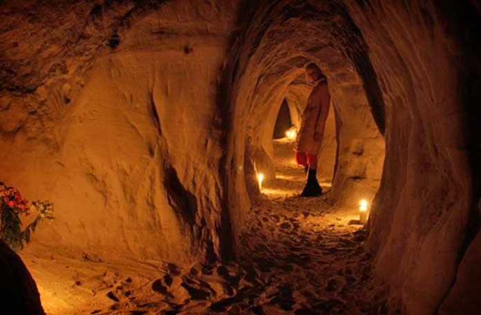 Пещеры Риежупе