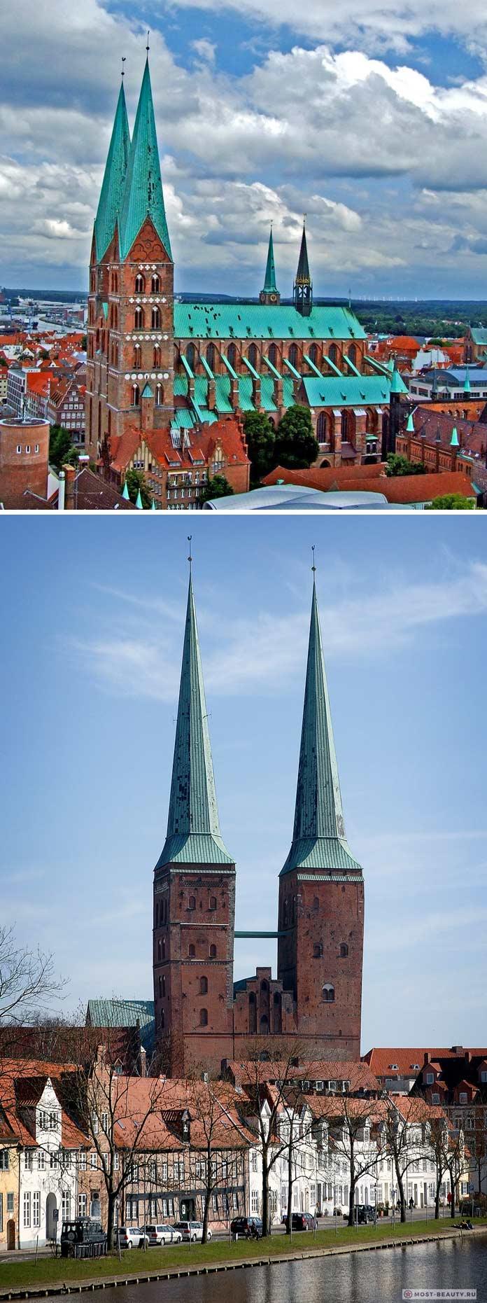 Церковь Святой Марии в Любеке