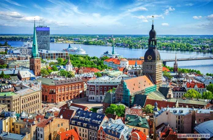 Исторический центр Риги