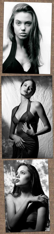 Ранние фото Анжелины Джоли