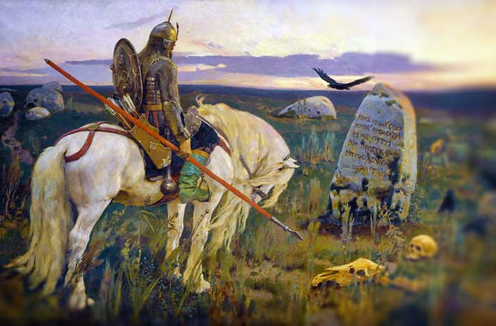 Красивые и известные картины Васнецова