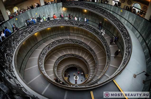 Прекрасные лестницы: Винтовая лестница