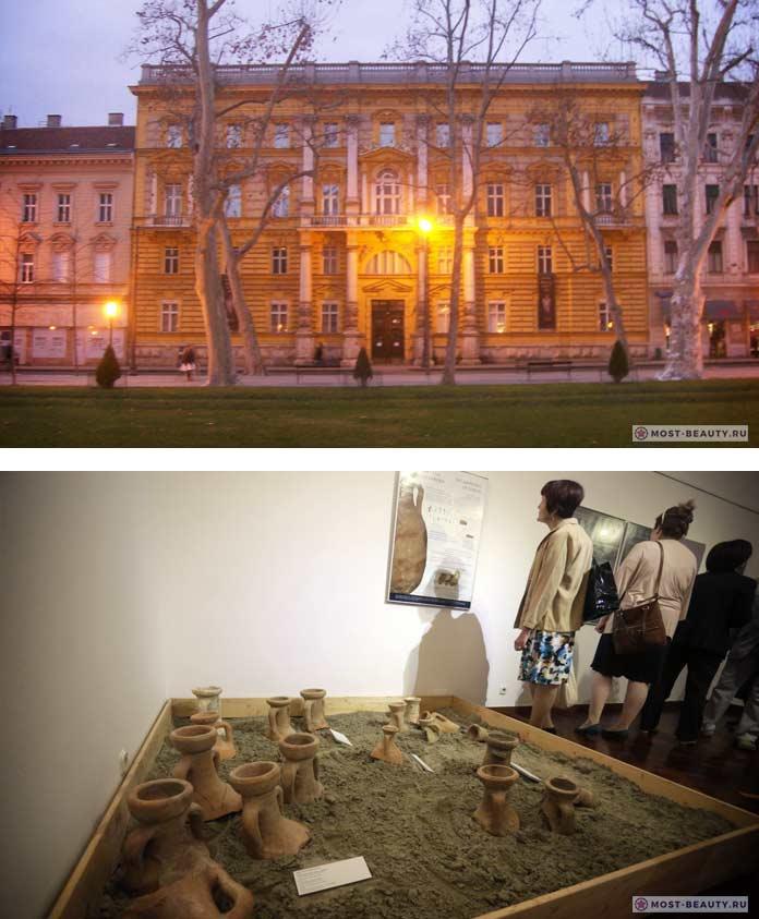 Arheološki muzej u Zagrebu