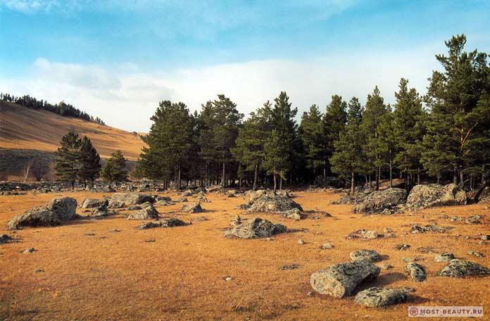 Ининский сад камней