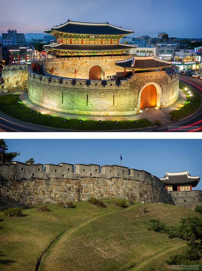 Крепость Хвасон / Hwaseong Fortress