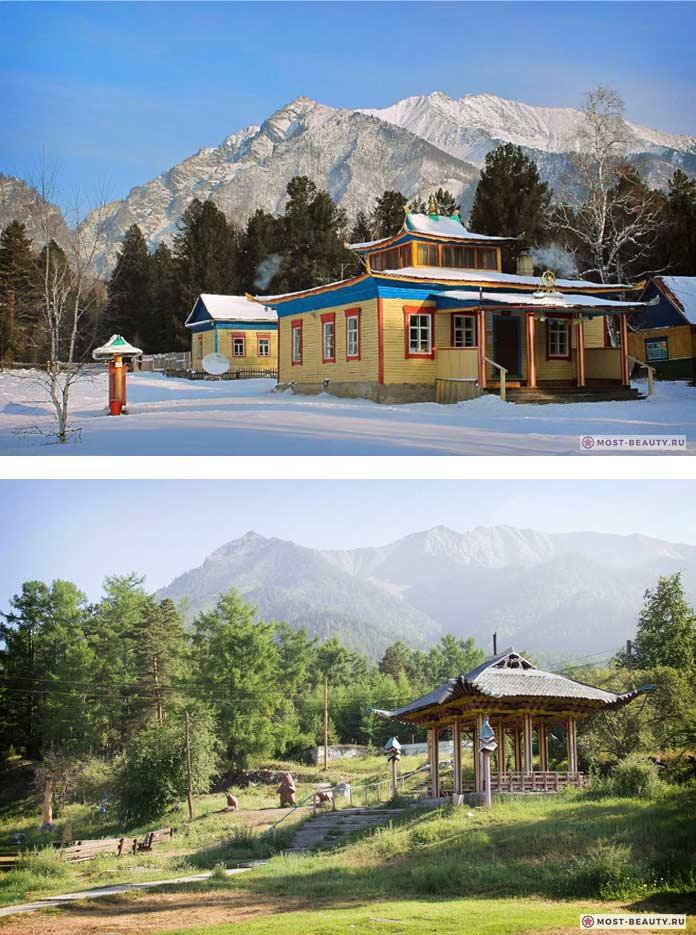 Курорт Аршан
