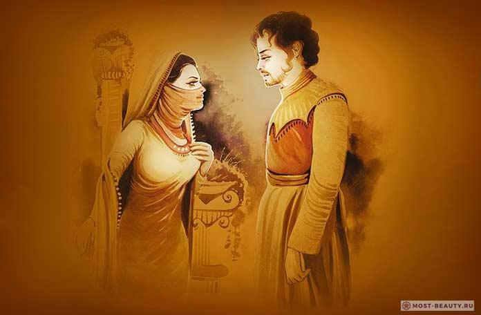 Легенда о Фархаде и Ширин