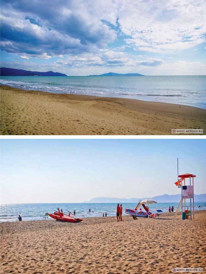 Пляж Принчипина