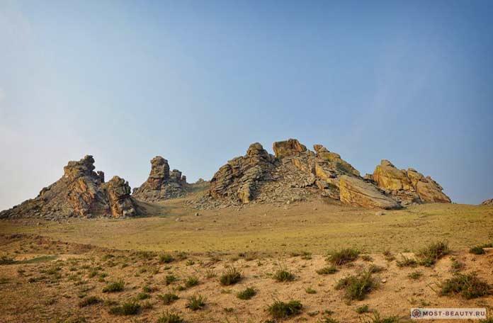 Сувинский саксонский замок