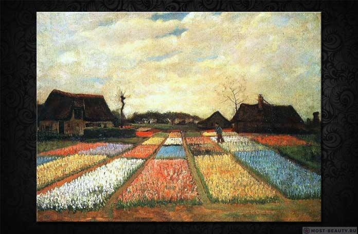 Ваг Гог – «Поле тюльпанов»