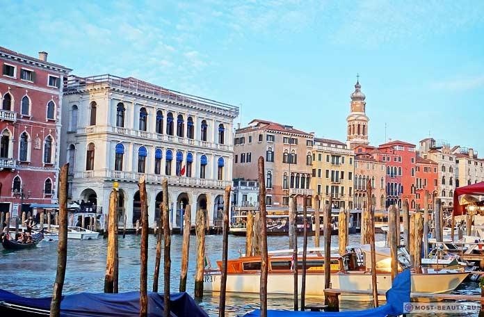 7 удивительных аналогов Венеции во всем мире