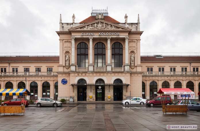 Вокзал Загреб-Главный