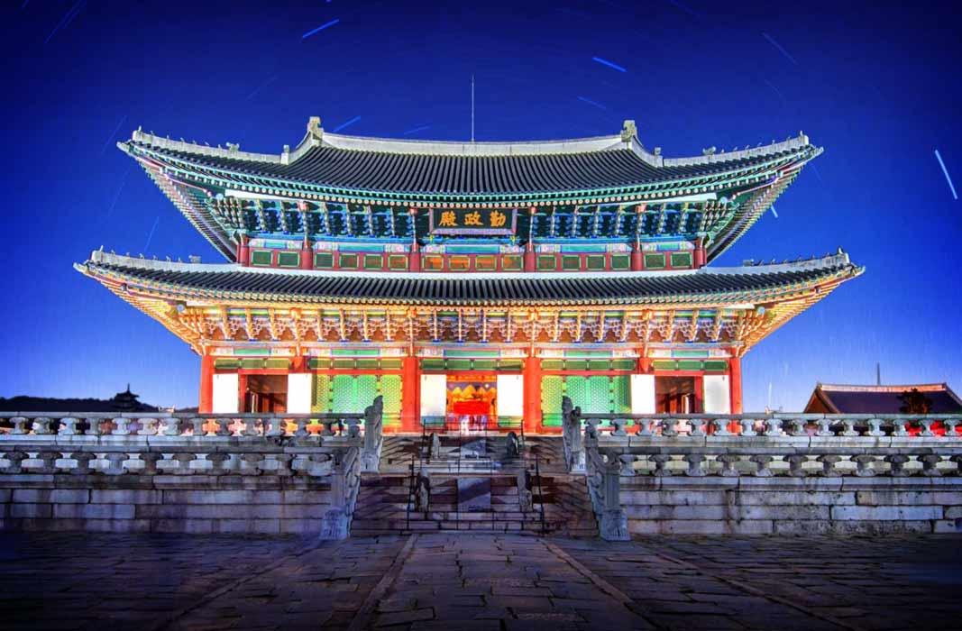Достопримечательности Сеула Южная Корея с фото