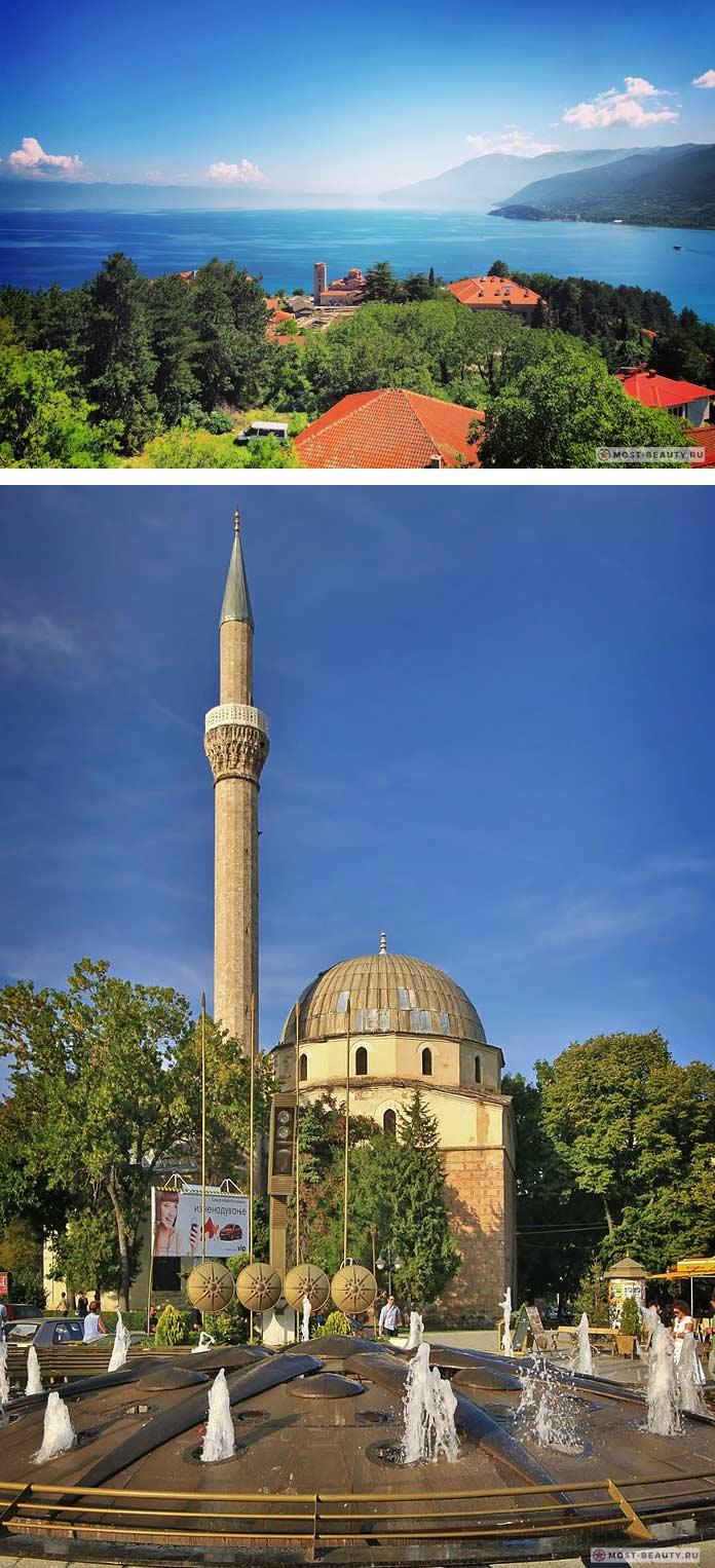мечеть Йени