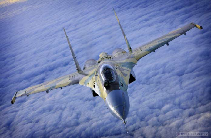 СУ-35 лучший истребитель в мире