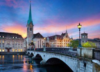 Фраумюнстер: Достопримечательности Цюриха