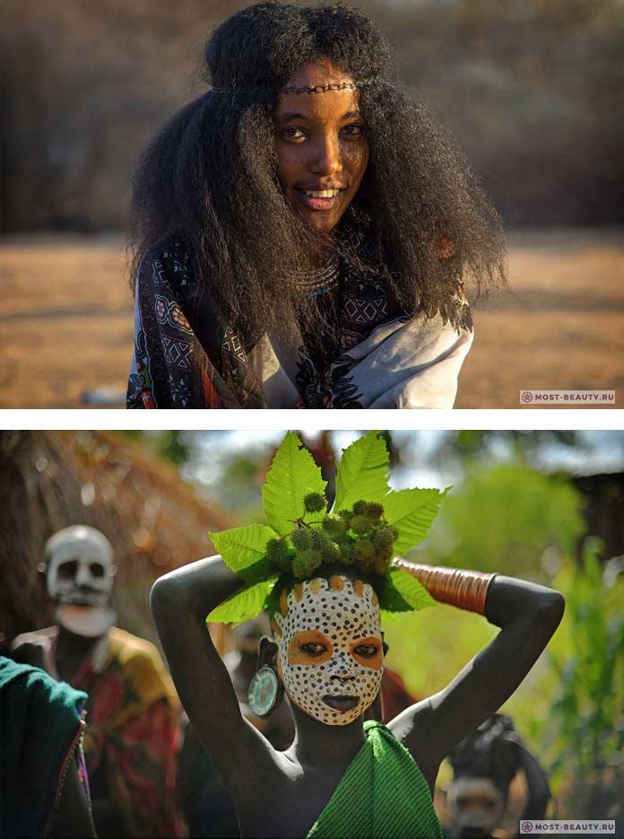 Прекрасные Эфиопки