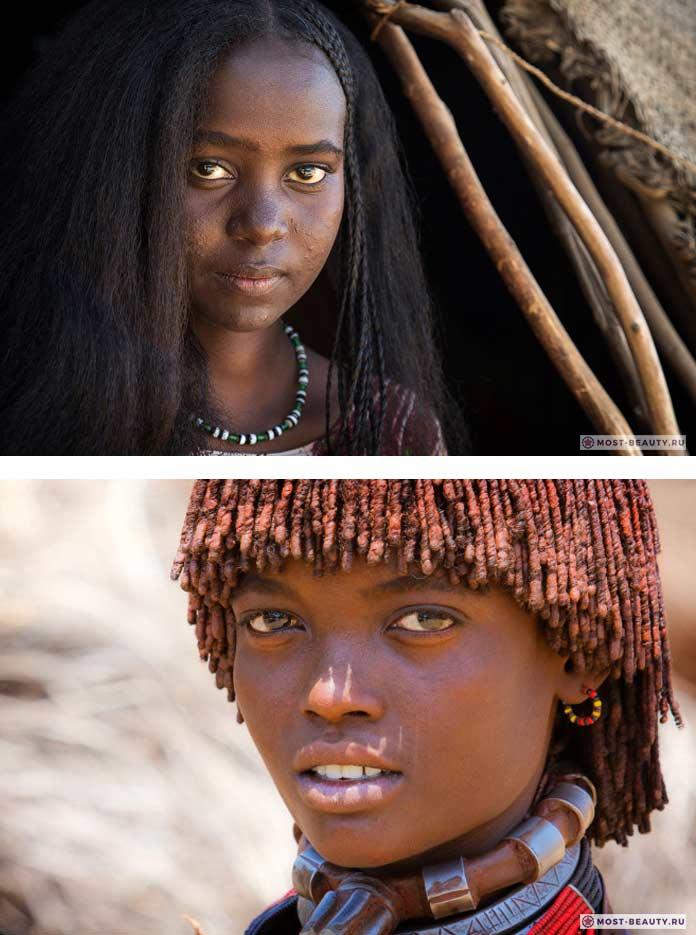 фото эфиопок