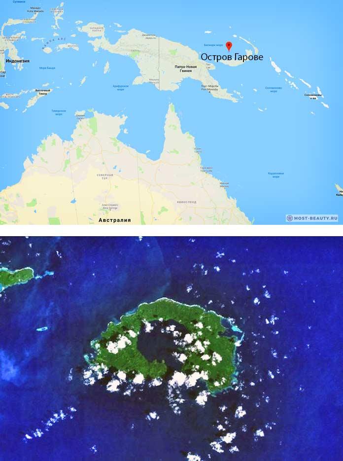 Остров Гарове
