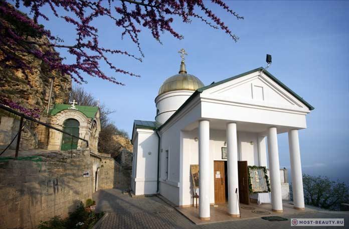 Георгиевский монастырь на Фиоленте