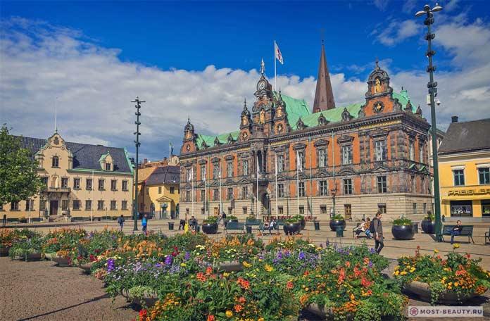 Городская-ратуша-Мальмё