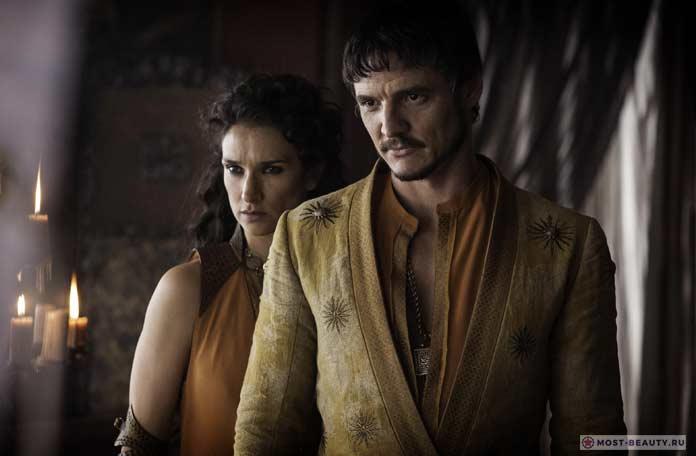 романов и свадеб, случившихся на съемках «Игры престолов»