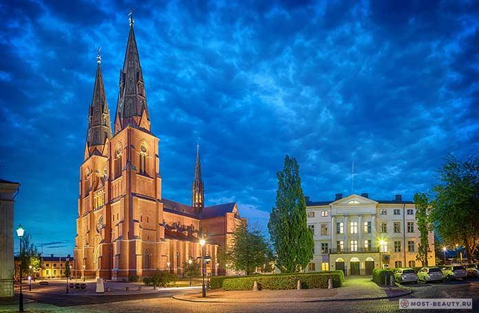 Кафедральный-собор-Уппсалы