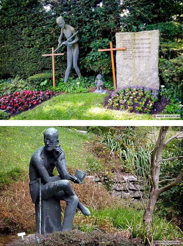 Кладбище Флунтерн
