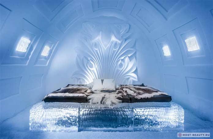 Ледяной-отель