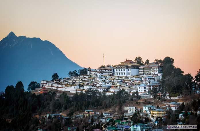 Монастырь Таванг