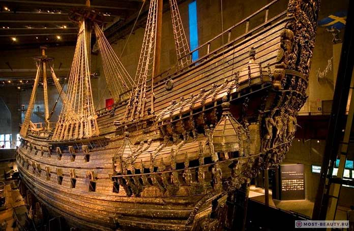 Музей-корабль-Васа