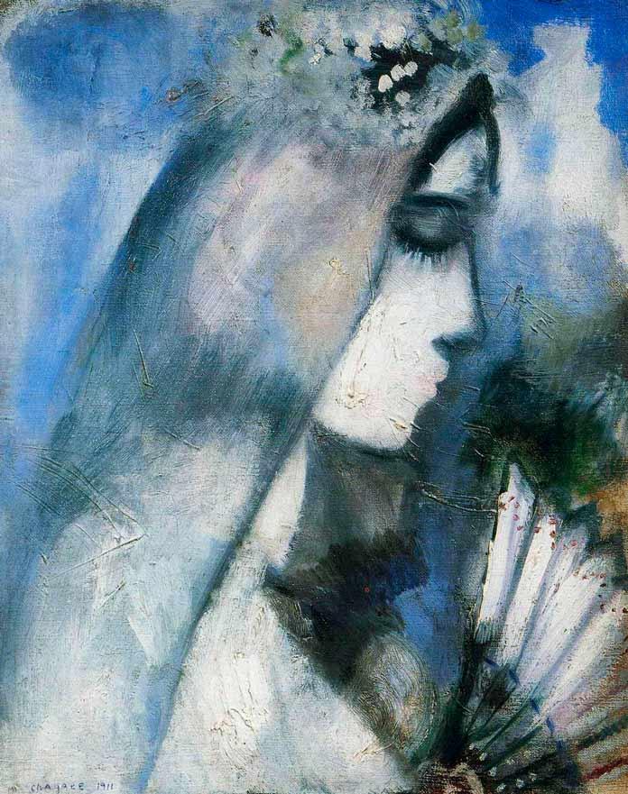 «Невеста с веером» (1911)