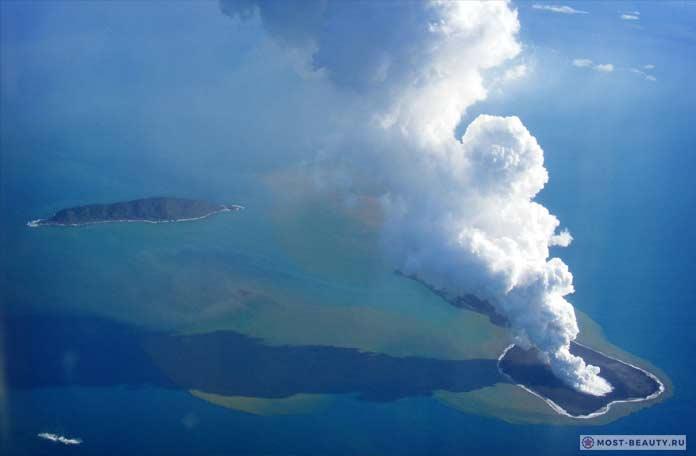 ТОП-7 подводных вулканов для дайвинга