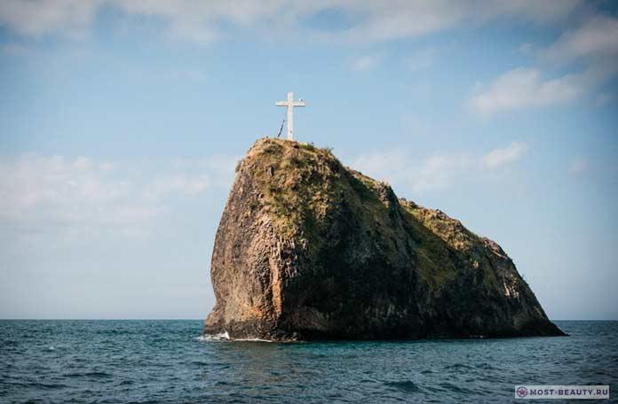 Знаменитая Скала Крыма