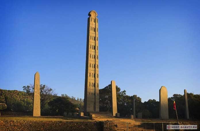 Аксумский обелиск