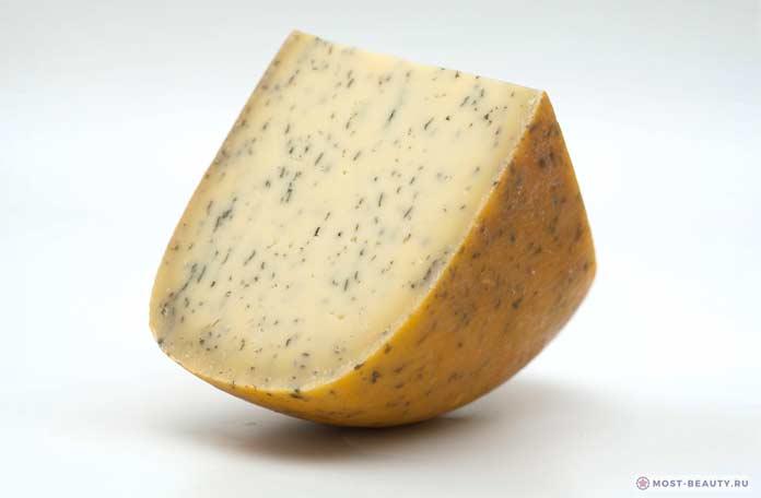 Крапивный сыр