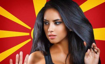 Самые красивые Македонки