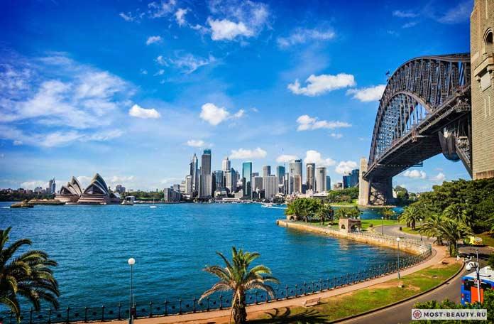Самые популярные достопримечательности Австралии