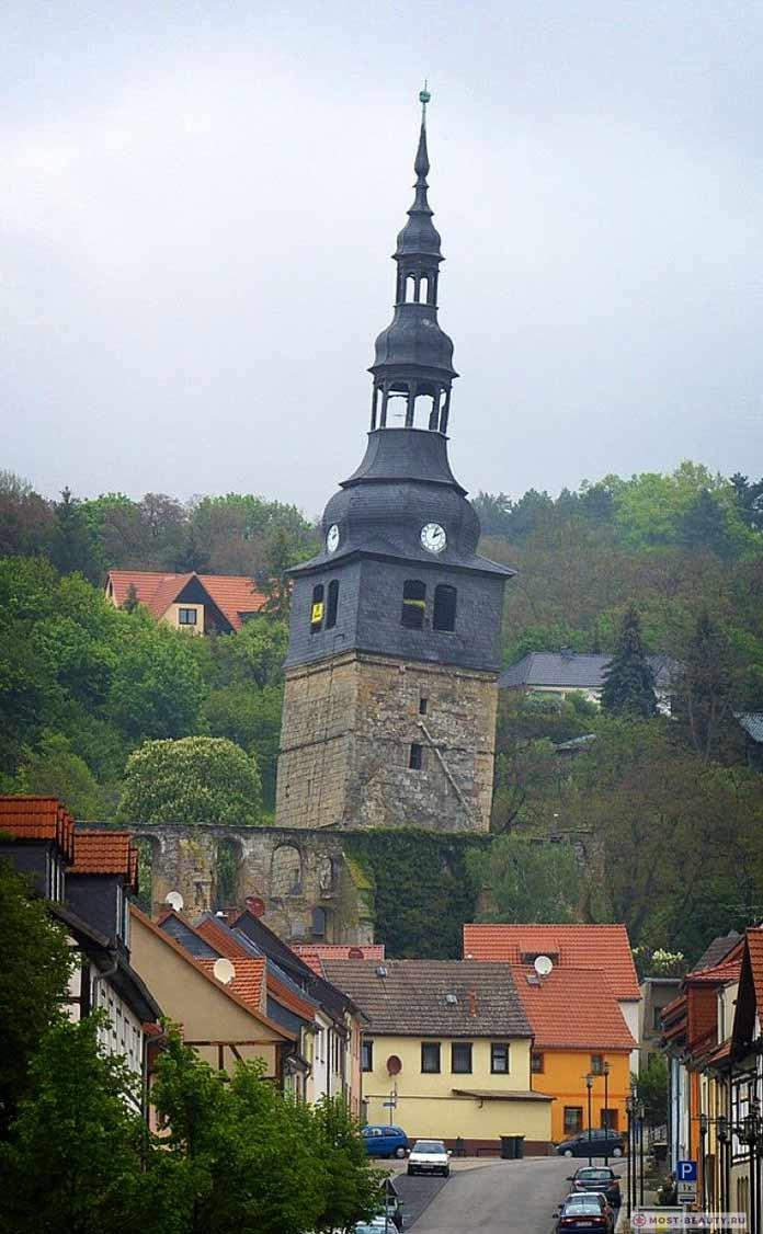 Башня Бад Франкенхаузен