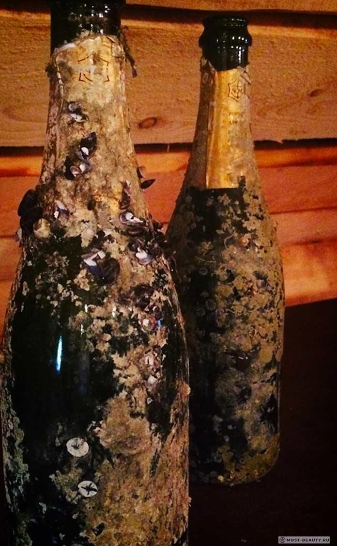 Ca. 1820 Juglar cuvée - одна из эксклюзивных бутылок шампанского в мире