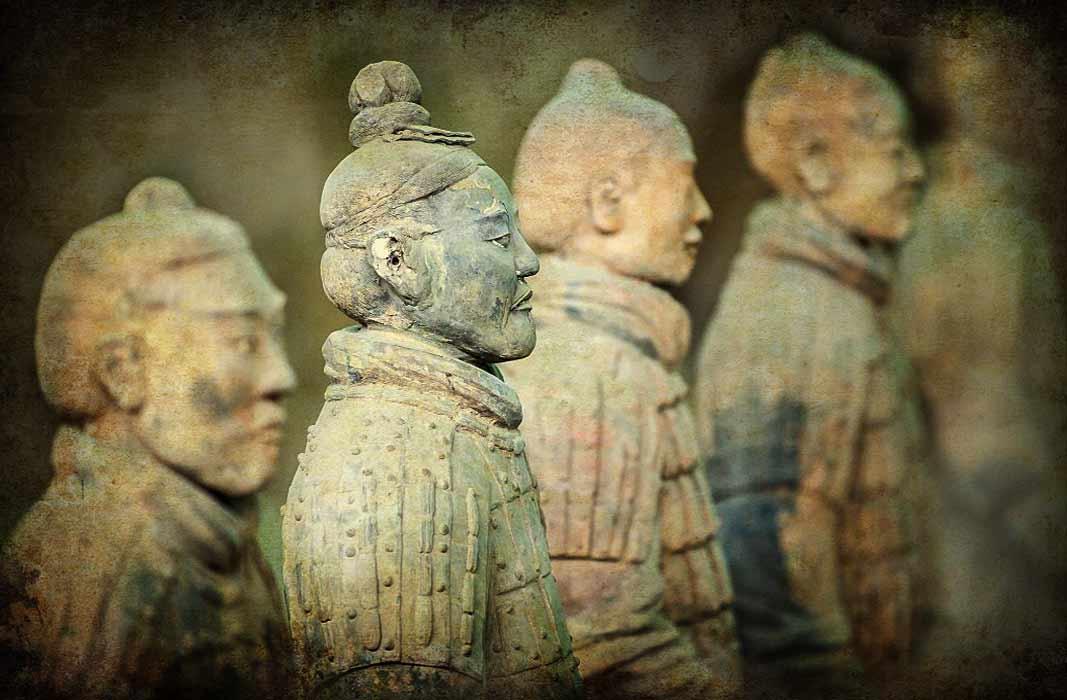 Древние китайцы