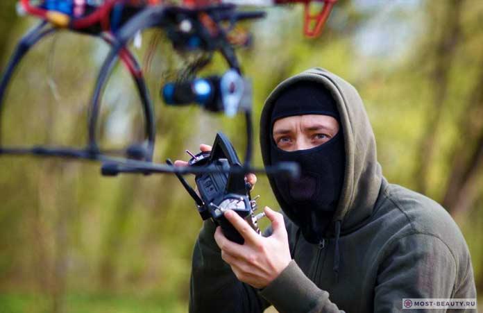10 преступлений, совершенных при помощи дронов
